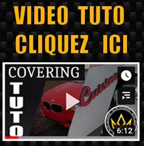 Tutoriel vidéo: Comment faire un COVERING